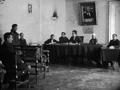 93 года назад был принят декрет ВЦИК и СНК о высшем судебном контроле