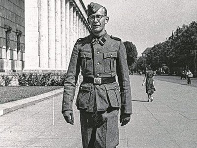 """Немецкий суд приговорил """"бухгалтера Освенцима"""" к четырем годам тюрьмы"""