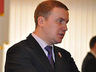 Бывший депутат Законодательного собрания Архангельской области Алексей Пеунков, один из фигурантов