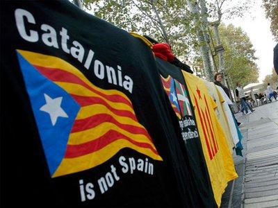 Более 80 % каталонцев высказались за отделение от Испании