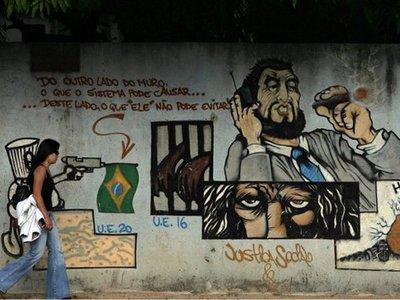 """Бразильским тюремщикам дали по 48 лет за """"резню в Карандиру"""""""