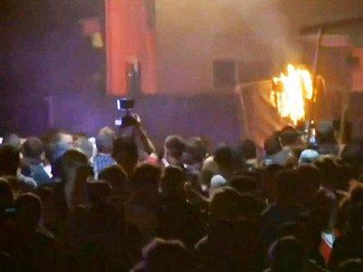 В США студенческая вечеринка закончилась арестом 100 человек