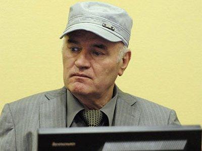 Трибунал по бывшей Югославии не счел возможным освободить Ратко Младича