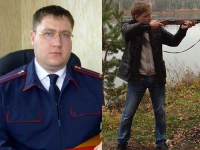 Глава отдела СКР и его заместитель найдены мертвыми в лесу, один из них покончил с собой