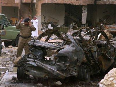 В Саудовской Аравии приговорили к смерти пятерых террористов