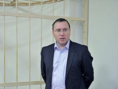 Отдан под суд вице-мэр Ярославля, бравший 1 млн руб. за мировое соглашение в арбитражном суде