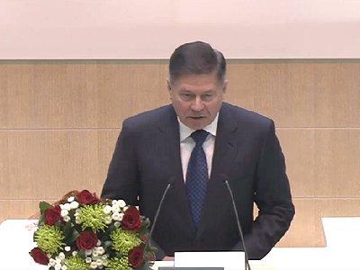 Вячеслав Лебедев: ВС готовит постановление Пленума об иностранных инвесторах