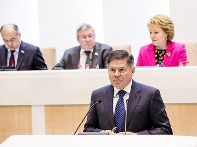 Лебедев получил от Совфеда первую полусотню судей ВС