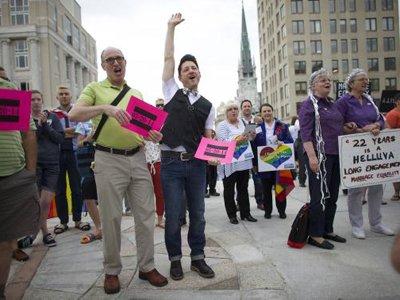 19-й штат США легализовал однополые браки