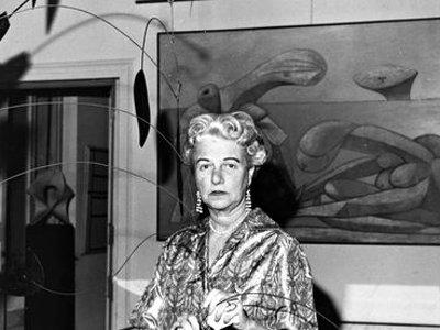 Внуки галеристки Пегги Гуггенхайм подали в суд на фонд имени своей бабушки