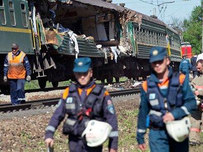 СКР связал гибель шести пассажиров при крушении поезда в Подмосковье с системой премирования в РЖД