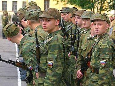 Депутаты поддержали введение краткосрочных военных контрактов