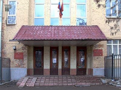 Мещанский районный суд г. Москвы — фото 1