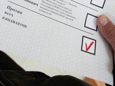 """Путин разрешил голосовать на выборах за кандидата """"против всех"""""""