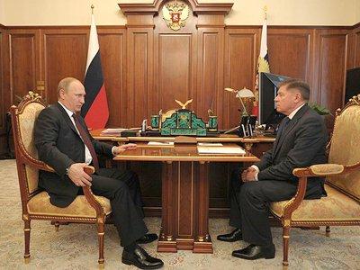 Лебедев рассказал Путину о первых шагах нового ВС и ситуации с кадрами