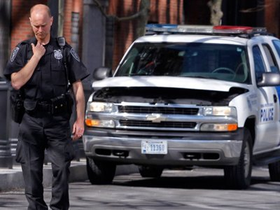 Американский суд рассмотрит иск женщины к полицейским, которые запретили снимать их на видео