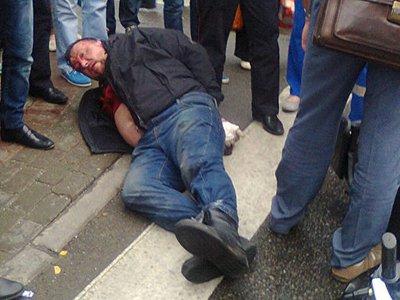 Скутеристом, расстрелявшим в Mercedes главу юрфирмы, оказался его оппонент по судебному спору