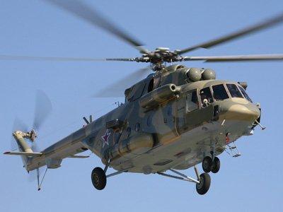 Возбуждено дело по гибели 12 человек при крушении пассажирского вертолета Ми-8