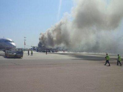 СК изымает документы в рамках уголовного дела по катастрофе Ил-76