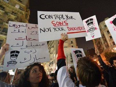 Власти Египта ввели уголовное наказание за домогательства
