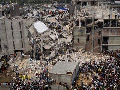 В Бангладеш чиновникам и бизнесменам предъявлены обвинения в связи с гибелью 1130 человек