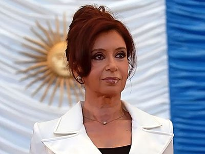 Президент Аргентины Кристина Киршнер отказалась вести переговоры кредиторами, назвав из