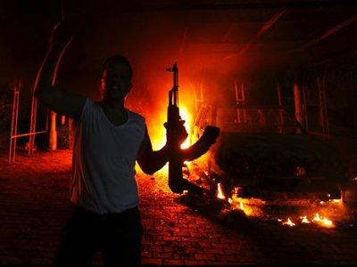 В Ливии задержан предполагаемый организатор нападения на посольство США