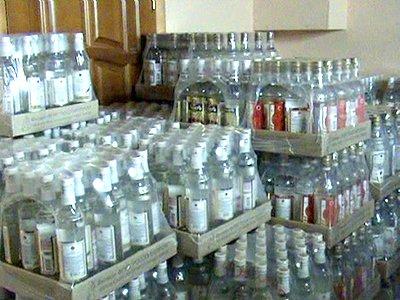 Один следователь, семь дней, 450000 бутылок водки