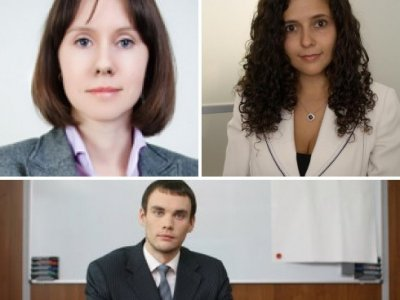 К.ю.н. Елена Гаврилина (на фото сверху справа) стала новым партнером ЕПАП, а Вера Рихтерман и Александр Ванеев назначены советниками бюро