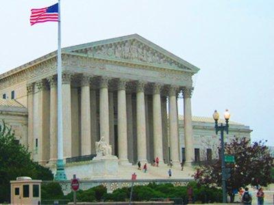 Верховные судьи США нашли способ избежать равенства голосов при вынесении решения