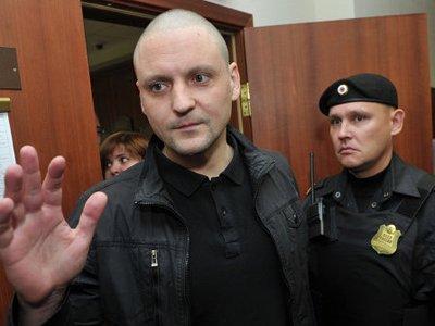 Суд отказал оппозиционеру Удальцову в УДО