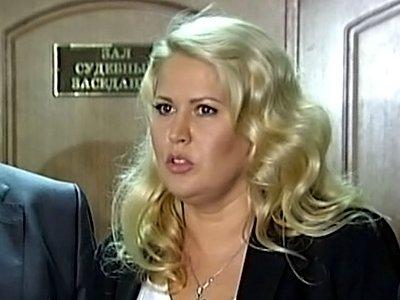 Евгения Васильева в Пресненском райсуде