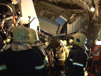 Прокурор требует от 5,5 до 6,5года фигурантам дела окатастрофе вмосковском метро с24погибшими