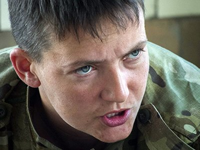 "Порошенко передал президенту Европарламента ""список Савченко"""