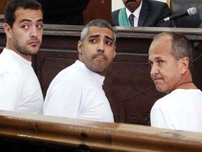 Египетский судья в тексте своего приговора обвинил журналистов Al Jazeera в связях с дьяволом