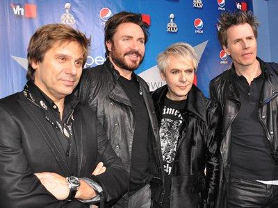Группа Duran Duran через суд требует $40000 у собственных поклонников