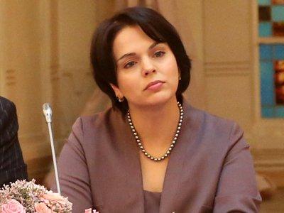 Замминистра юстиции Елена Борисенко