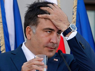Михаил Саакашвили лишен гражданства Грузии