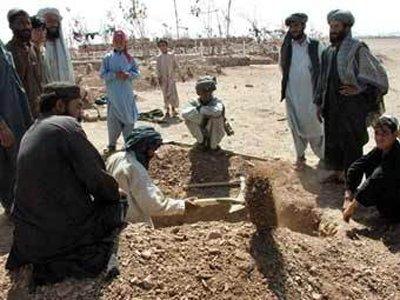 Amnesty International требует от США расследовать гибель мирных афганцев