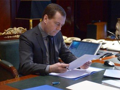 Медведев обязал госкомпании отдать на дивиденды 50% прибыли