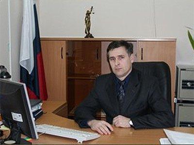 Председатель Пуровского районного суда ЯНАО Евгений Владимиров