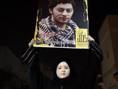 Суд Бахрейна приговорил фотожурналиста к 10 годам тюрьмы