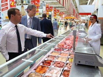 Медведев расширил эмбарго на продовольствие