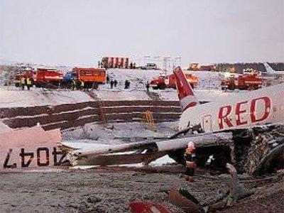 СКР разобрался, почему разбился Ту-204 во Внуково, но судить за это некого