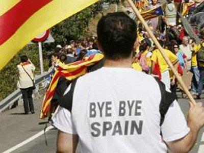 Каталония провозгласит независимость от Испании в апреле 2015 года