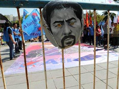 Турецкого полицейского приговорили к восьми годам тюрьмы за убийство демонстранта