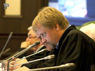 Судья Верховного суда Иван Разумов