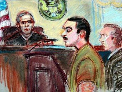 Американский суд ужесточил приговор осужденному террористу до 21 года тюрьмы