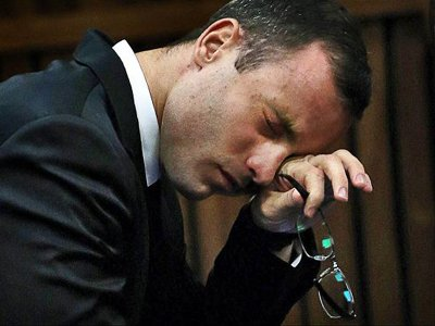 Судья отказалась ужесточить приговор паралимпийцу Писториусу за убийство