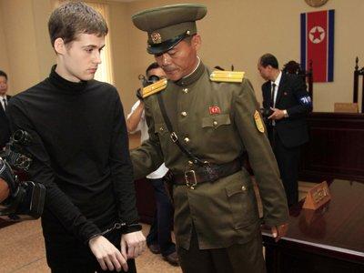 Северокорейский суд приговорил американца к каторге